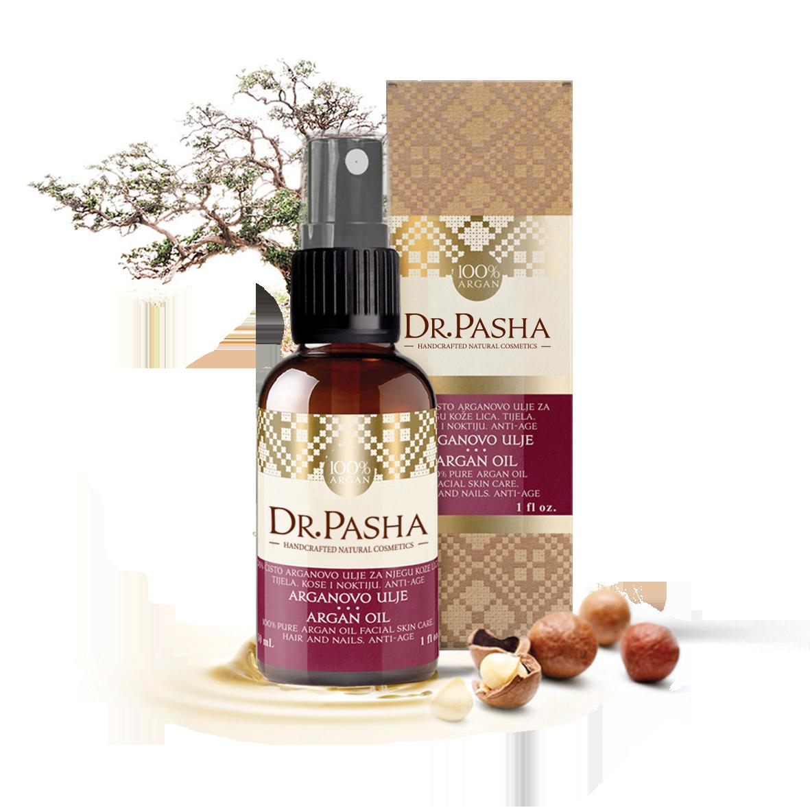 Drpasha 100 Pure Argan Oil